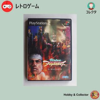 プレイステーション2(PlayStation2)のPS2 ゲーム バーチャファイター4 ( #2024 )(家庭用ゲームソフト)