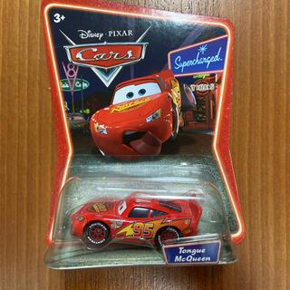 ディズニー(Disney)のカーズ マテル Tongue McQueen ミニカー ディズニー マックイーン(ミニカー)