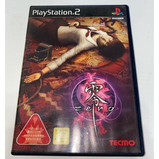 プレイステーション2(PlayStation2)の零 PS2 中古品(家庭用ゲームソフト)
