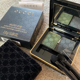 グッチ(Gucci)の新品未使用 グッチ マグネティックカラーシャドウデュオ080(アイシャドウ)