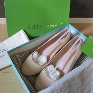 ケイトスペードニューヨーク(kate spade new york)の未使用 ケイトスペード(Kate SPADE)靴 シューズ 7 M パンプス(ハイヒール/パンプス)