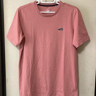 ニューバランス(New Balance)のニューバランス・Tシャツ スニーカーワッペン メンズM(ウェア)