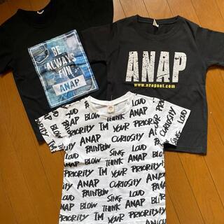 アナップキッズ(ANAP Kids)のANAP 130 Tシャツ (Tシャツ/カットソー)