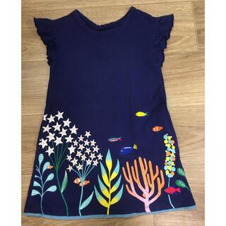 グラニフ(Design Tshirts Store graniph)のグラニフ 110cmワンピース(ワンピース)