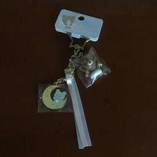 サンエックス - 新品 リラックマ コリコグのふんわり天使シリーズ キーホルダー チャイロイコグマ