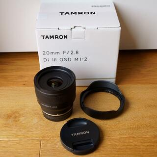 TAMRON - Tamron 20mm F2.8 DiIII OSD M1:2  F050SF