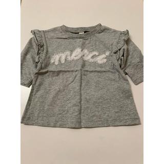 エフオーキッズ(F.O.KIDS)のapreslescours 80cm 長袖Tシャツ 女の子(Tシャツ)