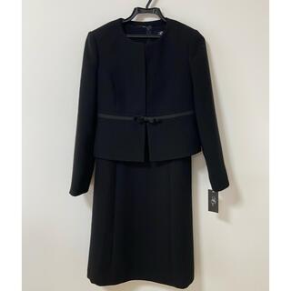 ブラックフォーマル 喪服 スーツ 9号(礼服/喪服)