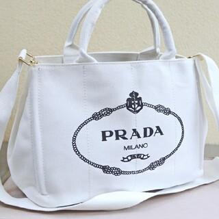 PRADA - 特価☆プラダ☆PRADA☆トートバッグ☆カナパ☆ハンドバッグ☆29cm
