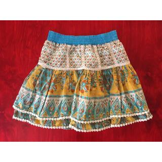 ナルミヤ インターナショナル(NARUMIYA INTERNATIONAL)のPOPSYCHAM ナルミヤ スカート 140(スカート)