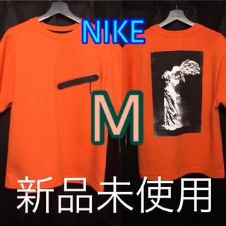 NIKE - 新品未使用 NIKE ナイキ オレンジ テックフリース Tシャツ
