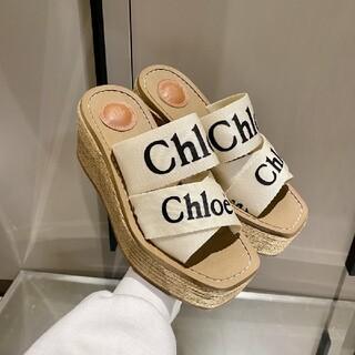 Chloe - 07 早い者勝ち!即購入OK❀クロエ☆最安値❤サンダル