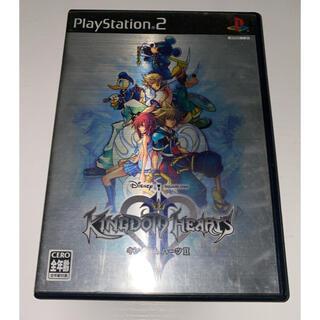 プレイステーション2(PlayStation2)のキングダムハーツ2 PS2 中古品(家庭用ゲームソフト)