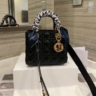 Dior - 人気 Dior レディディオール ハンドバッグ