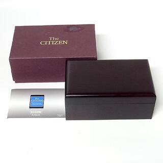 シチズン(CITIZEN)の【シチズン/CITIZEN】THE CITIZEN時計用ケース・箱 取説(その他)