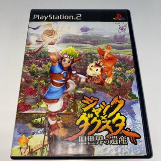 プレイステーション2(PlayStation2)のジャックダクスター PS2 中古品(家庭用ゲームソフト)