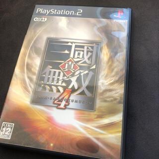 プレイステーション2(PlayStation2)のPS2 真・三國無双4 (家庭用ゲームソフト)