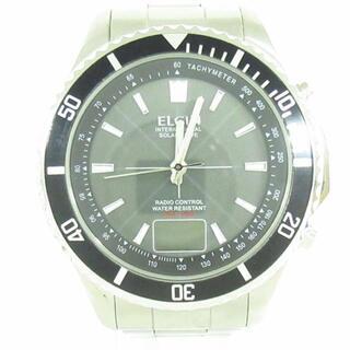 エルジン(ELGIN)のエルジン 腕時計美品  - FK-1371S-AP(その他)