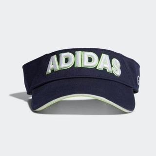 アディダス(adidas)のアディダス メンズ ゴルフ コットンツイルバイザー FM2999 サンバイザー(その他)