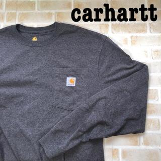 カーハート(carhartt)のcarhartt カーハート 長袖 ロンT 長袖カットソー 胸ポケ(Tシャツ/カットソー(七分/長袖))