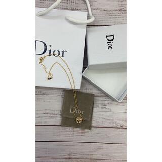 Dior - DIOR大人気 ☆極美品!八芒星のネックレス