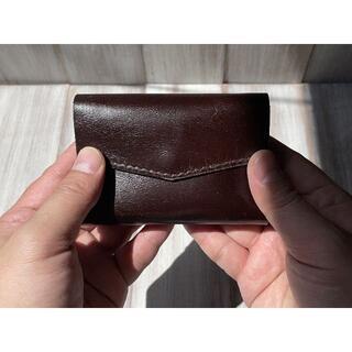 お札を折らずに入れられる!軽い馬革の極小ミニ財布(Lサイズ)(財布)
