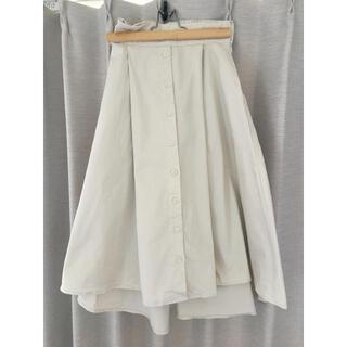 ラグナムーン(LagunaMoon)のLAGUNAMOONフレアスカート(ひざ丈スカート)