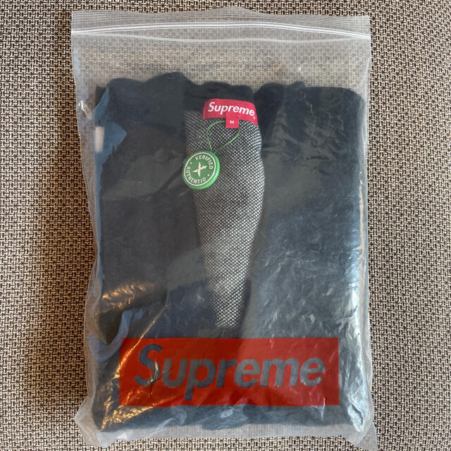 Supreme(シュプリーム)のSupreme Brushed Checkerboard Cardigan M メンズのトップス(カーディガン)の商品写真