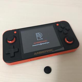 定番のRG350! 美品! 地味に嬉しい 変えのシリコンパッド付!(携帯用ゲーム機本体)