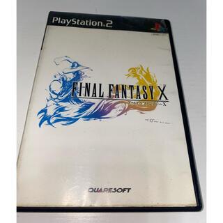 プレイステーション2(PlayStation2)のファイナルファンタジーⅩ PS2 中古品(家庭用ゲームソフト)