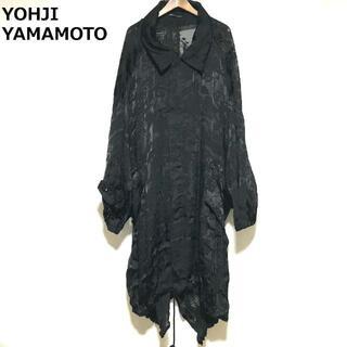 Yohji Yamamoto - YOHJI YAMAMOTO 15SS レースコート ヨウジヤマモト