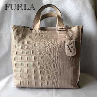 Furla - FURLA レザーハンドバッグ