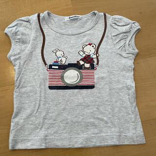 ファミリア(familiar)のファミリア 100 Tシャツ(Tシャツ/カットソー)