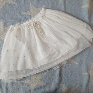 エーキャンビー(A CAN B)のBABE&TESS🍀チュールドット柄スカート(スカート)