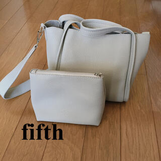 fifth - fifth トートバッグ