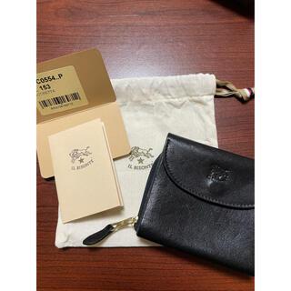 IL BISONTE - イルビゾンテ 二つ折り財布 美品