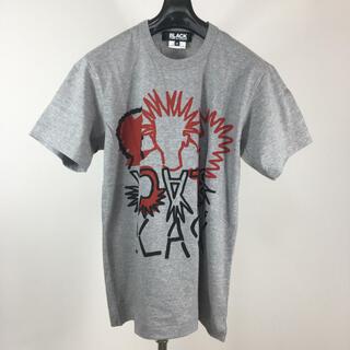 ブラックコムデギャルソン(BLACK COMME des GARCONS)の新品 M ブラックコムデギャルソン Tシャツ メンズ(Tシャツ/カットソー(半袖/袖なし))
