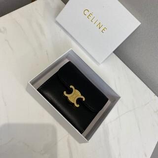 celine - 美品✨オススメ さいふ CELINE セリーヌ 折り財布