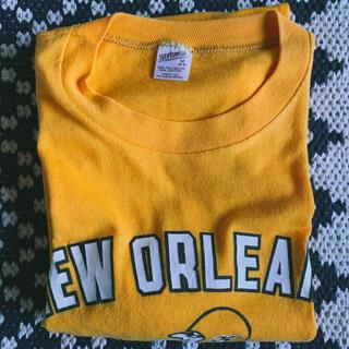 Santa Monica - vintage used t shirt 古着のTシャツ