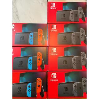 Nintendo Switch - Nintendo switch 本体 7点セット