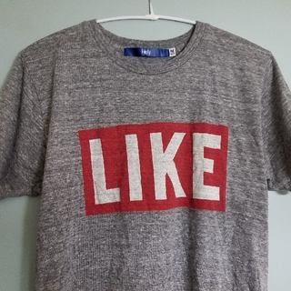 スピンズ(SPINNS)のSPINNS購入 ☆ LIKE Tシャツ(Tシャツ/カットソー(半袖/袖なし))