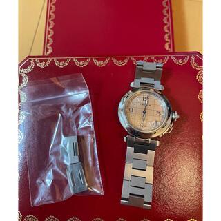 Cartier - カルティエ パシャC  ピンク