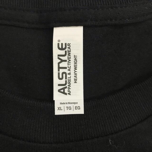 DMX XLサイズ ラップTシャツ Rap Tee Ruff Ryders メンズのトップス(Tシャツ/カットソー(半袖/袖なし))の商品写真