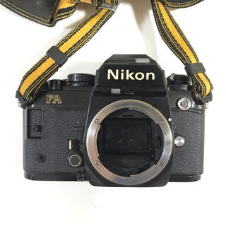 Nikon - nikon FA ニコン フィルムカメラ