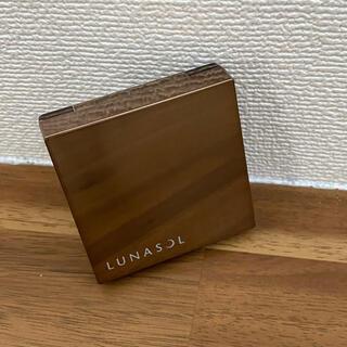 ルナソル(LUNASOL)のルナソル フェース&ブラッシュカラー EX01(チーク)