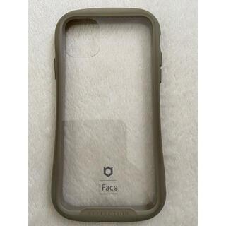 iPhone - 【iFace】iPhone11 アイフェイス 正規品 リフレクション【ベージュ】