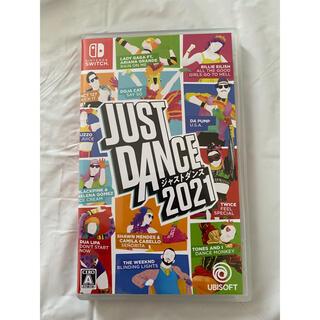 Nintendo Switch - ジャストダンス2021 Switch