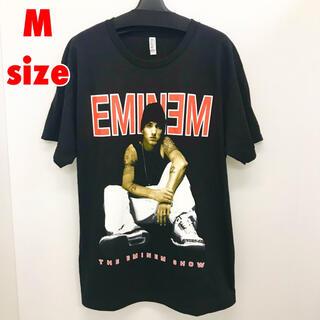 エミネム  Mサイズ ラップTシャツ Rap Tee Eminem(Tシャツ/カットソー(半袖/袖なし))