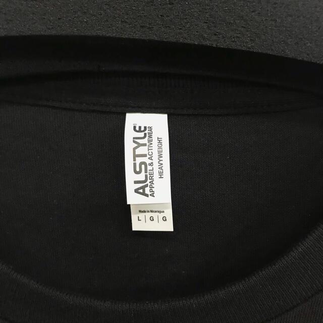 エミネム  Lサイズ ラップTシャツ Rap Tee Eminem メンズのトップス(Tシャツ/カットソー(半袖/袖なし))の商品写真