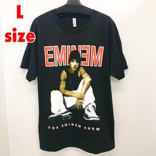 エミネム  Lサイズ ラップTシャツ Rap Tee Eminem(Tシャツ/カットソー(半袖/袖なし))